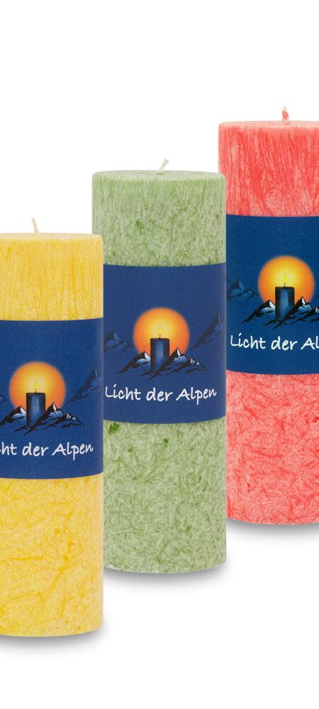 Duftkerzen Licht der Alpen